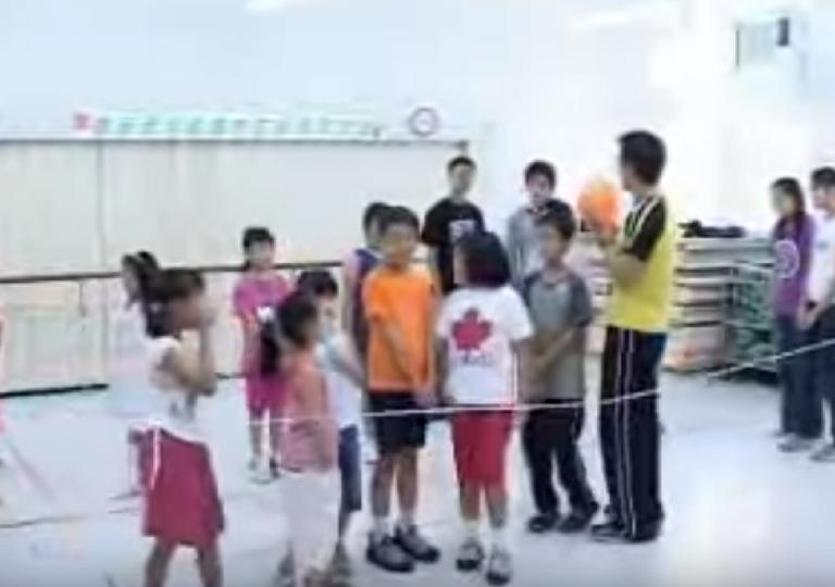 兒童服務技巧